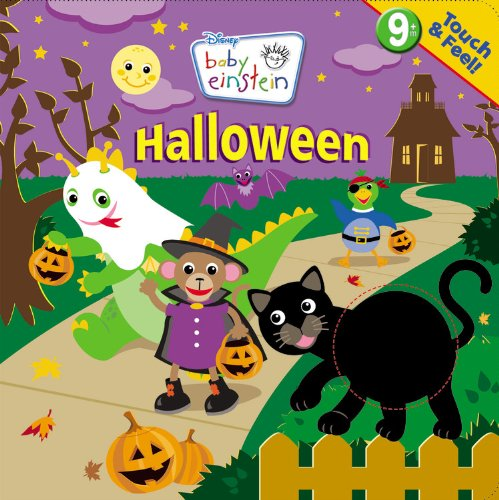9781423138778: Baby Einstein: Touch & Feel Halloween (Disney Baby Einstein)