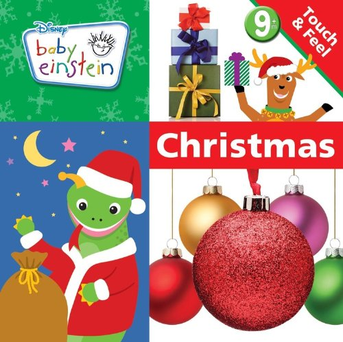 9781423138785: Baby Einstein Touch and Feel Christmas
