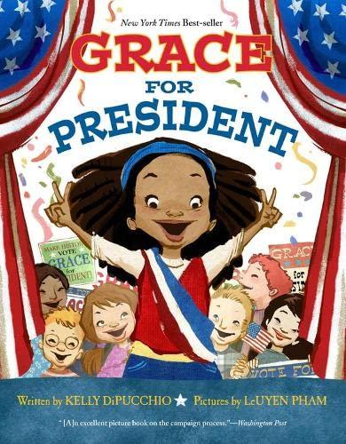 9781423139997: Grace for President