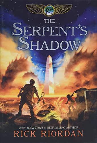 9781423140573: The Serpent's Shadow (The Kane Chronicles)