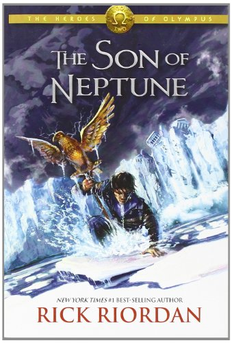 The Son of Neptune (Heroes of Olympus, Book 2) (Signed By the Author!): Riordan, Rick