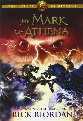 the mark of athena - the heroes of olympus v.3