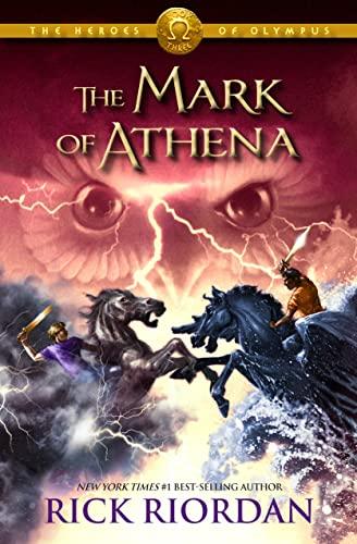 The Mark of Athena: Riordan, Rick
