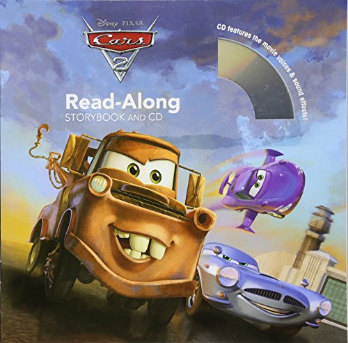 9781423141792: Cars 2 Read-Along Storybook and CD
