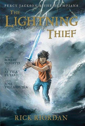 9781423141877: The Lightning Thief (Percy Jackson & the Olympians) Movie Tie-in