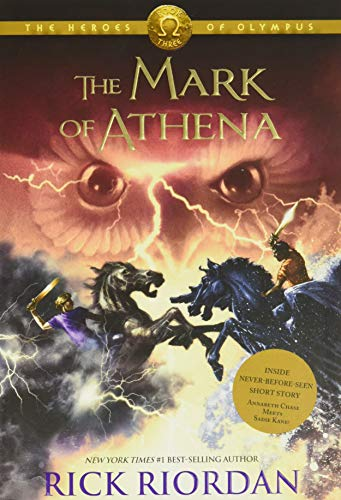 9781423142003: Heroes of Olympus, The Book Three The Mark of Athena (The Heroes of Olympus)