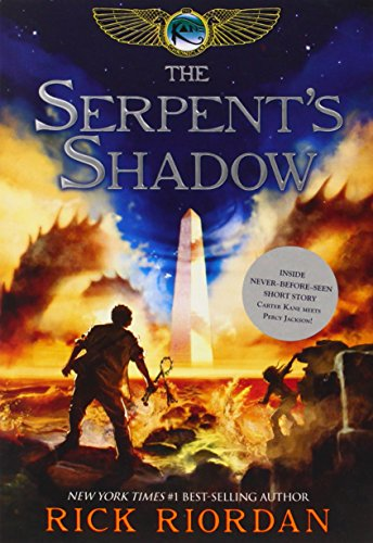 9781423142027: The Serpent's Shadow (The Kane Chronicles)