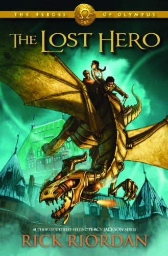 9781423142652: Heroes of Olympus, The, Book One: Lost Hero, the (Int'l Paperback Edition)