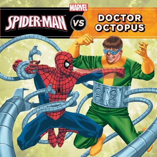 9781423142744: The Amazing Spider-Man vs. Doctor Octopus (A Marvel Super Hero vs. Book (ebook))