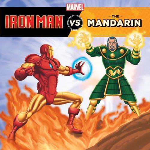 9781423142898: The Invincible Iron Man vs. The Mandarin (A Marvel Super Hero vs. Book)