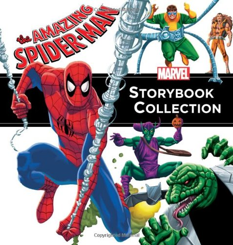 Amazing Spider Man Storybook Collection