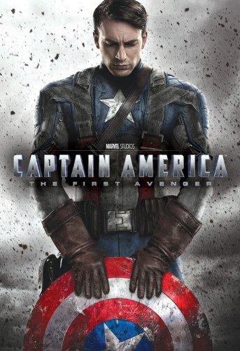 9781423143062: Captain America The First Avenger: (Film) Junior Novel