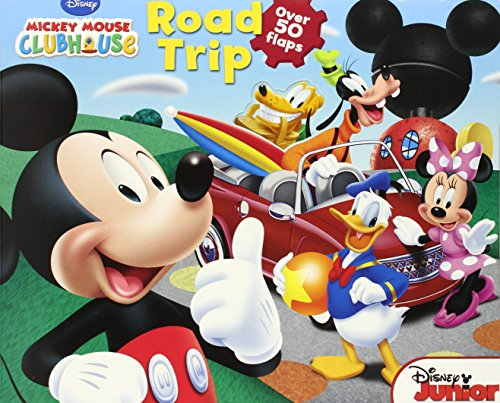 9781423144168: Mickey Mouse Clubhouse Road Trip