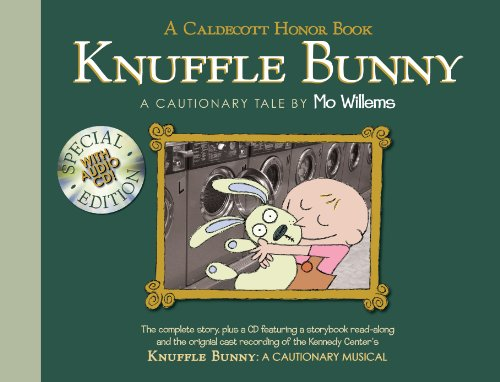 Knuffle Bunny: A Cautionary Tale Special Edition (Knuffle Bunny Series): Mo Willems