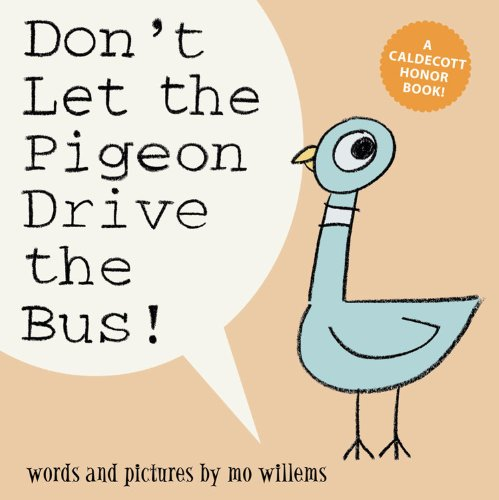 9781423145141: Don't Let the Pigeon Drive the Bus!: Big Book Edition