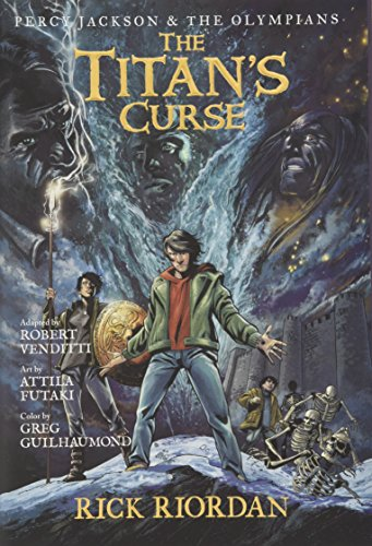 The Titan's Curse: The Graphic Novel (Percy Jackson & the Olympians Graphic Novels): ...