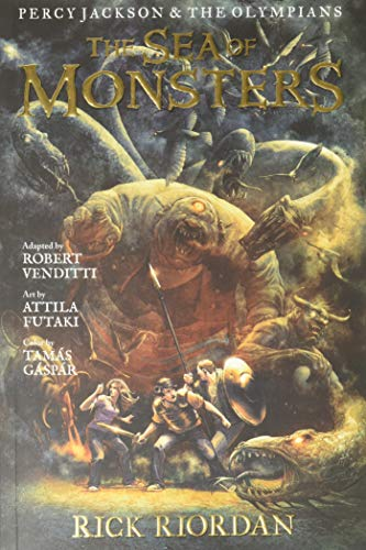 9781423145509: The Sea of Monsters (Percy Jackson & the Olympians)