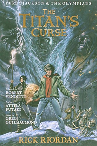9781423145516: The Titan's Curse (Percy Jackson & the Olympians, Book 3)