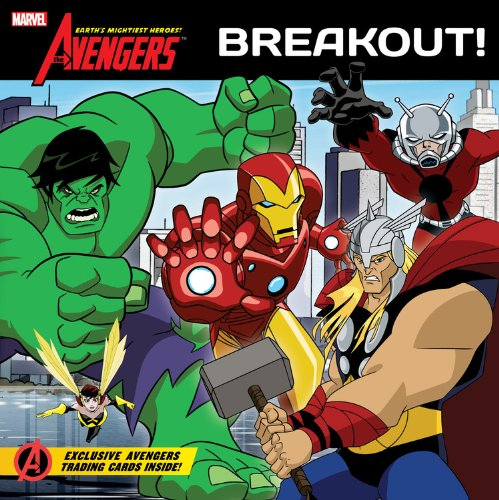 9781423145608: The Avengers: Earth's Mightiest Heroes!: Breakout!
