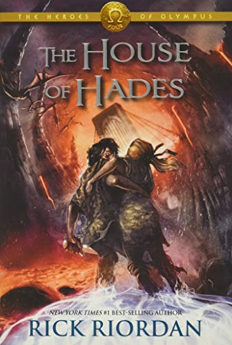 9781423146728: The House of Hades (Heroes of Olympus, Book 4)