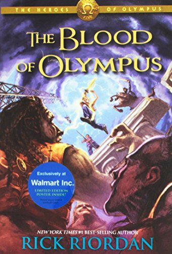 9781423146735: The Blood of Olympus (Heroes of Olympus)