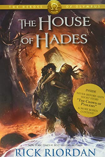 9781423146773: The House of Hades (Heroes of Olympus, The, Book Four)