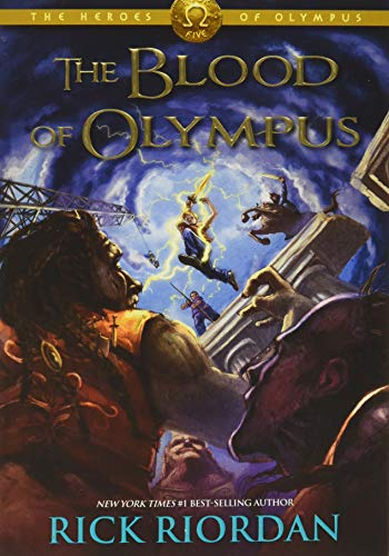 9781423146780: The Heroes of Olympus, Book Five the Blood of Olympus