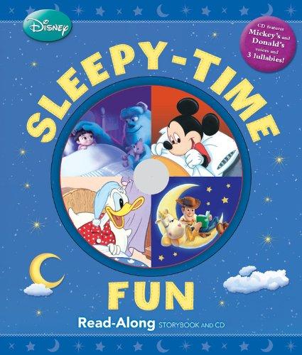 9781423146865: Sleepy-Time Fun Read-Along Storybook and CD