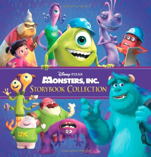 9781423146902: Monsters, Inc. Storybook Collection (Disney Storybook Collections)