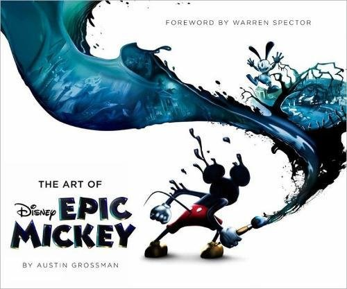 9781423148265: The Art of Epic Mickey