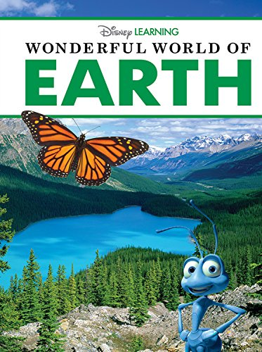Wonderful World of Earth: Disney Book Group