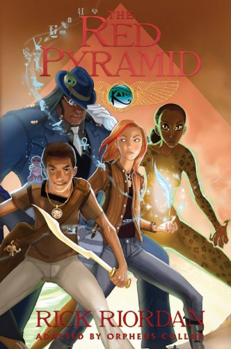 9781423150688: Kane Chronicles, The, Book One: Red Pyramid: The Graphic Novel. The