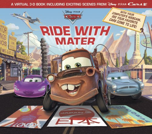 9781423151067: Cars 2: Ride with Mater