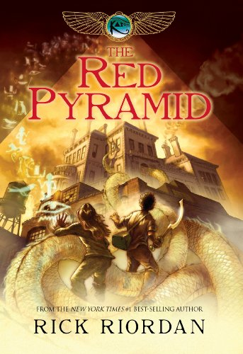 9781423151425: The Red Pyramid (Kane Chronicles, #1)