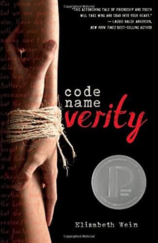 9781423152194: Code Name Verity (Edgar Allen Poe Awards. Best Young Adult (Awards))