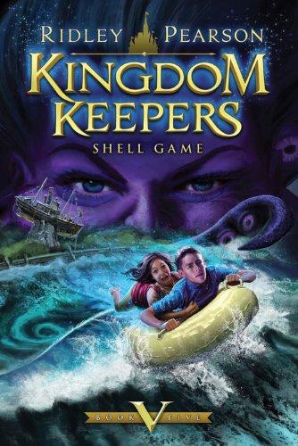 9781423153368: Shell Game: Kindom Keepers V