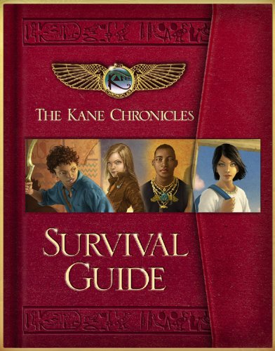 9781423153627: The Kane Chronicles Survival Guide