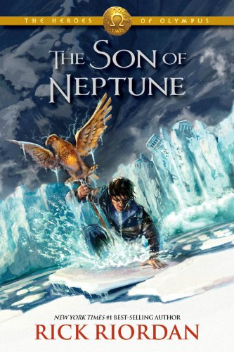 9781423153962: The Heroes of Olympus - Book Two The Son of Neptune