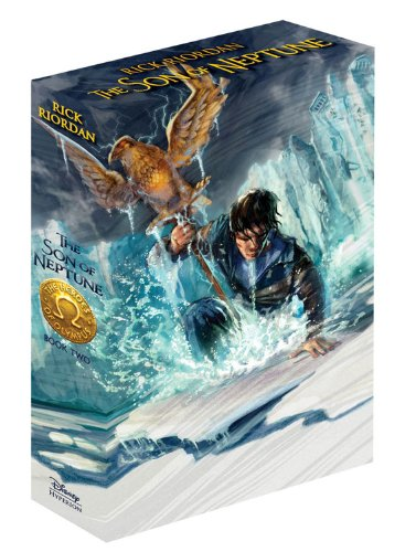 the son of neptune the heroes of olympus book two