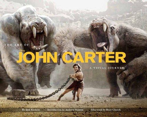 The Art of John Carter: A Visual: Josh Kushins