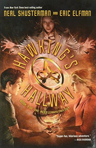 9781423155218: The Accelerati Trilogy Book Three Hawking's Hallway