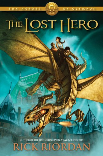 9781423155379: The Heroes of Olympus, Book One The Lost Hero