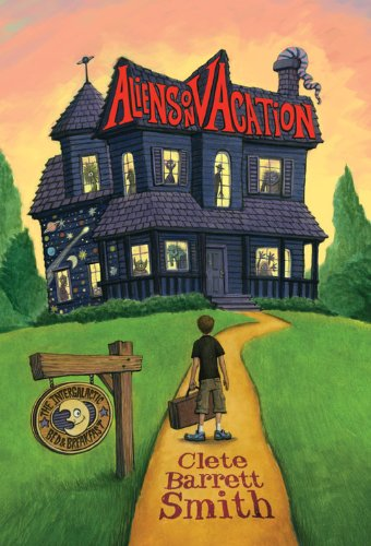 9781423157236: Aliens on Vacation (The Intergalactic Bed and Breakfast)