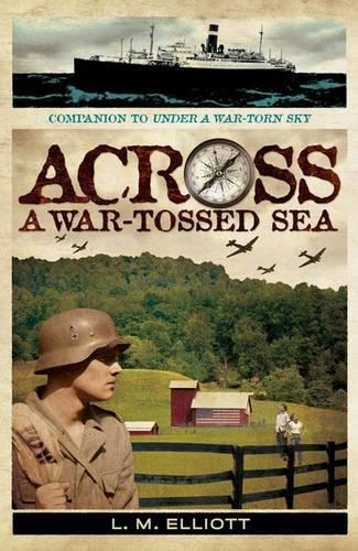 9781423157557: Across A War-Tossed Sea
