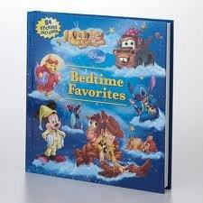 Disney Bedtime Favorites PLUS 84 Stickers Included: Disney