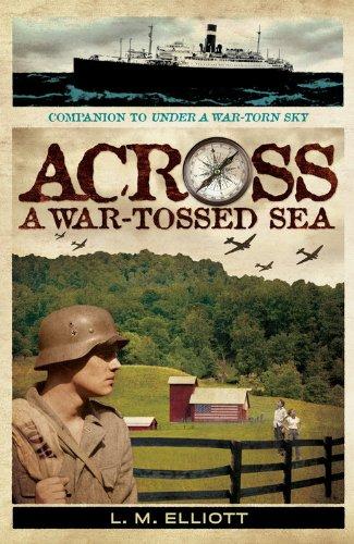 9781423159803: Across A War-Tossed Sea
