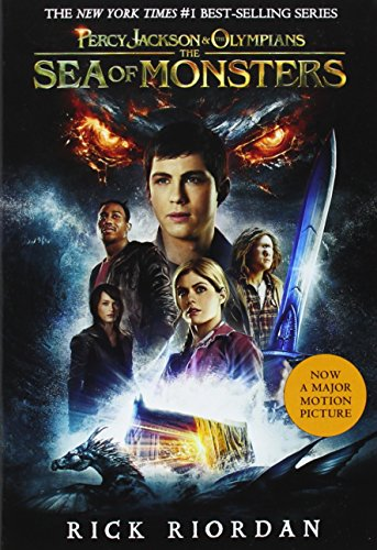 9781423160076: Percy Jackson and the Olympians, Book Two The Sea of Monsters (Movie Tie-In Edition) (Percy Jackson & the Olympians)