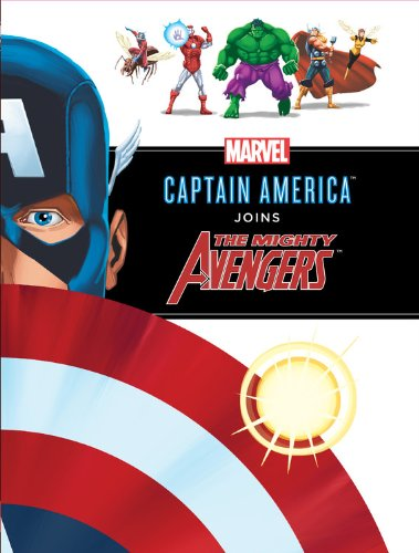 9781423160328: Captain America Joins the Avengers (A Team-up Book)