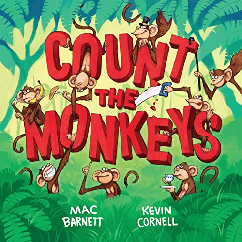 9781423160656: Count the Monkeys