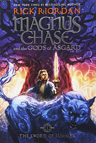 9781423160915: Magnus Chase and the Gods of Asgard, Book 1: The Sword of Summer